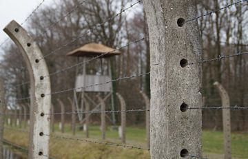 Wachttoren Kamp Vught von Maurits Bredius
