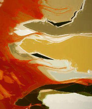 Abstracte samenstelling 900 van Angel Estevez