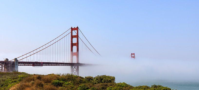 Golden Gate Mist van Remco Bosshard