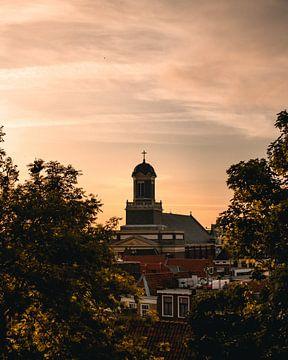 Hartebrugkerk Leiden von Ernst Wagensveld