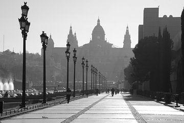 Streets of Barcelona von
