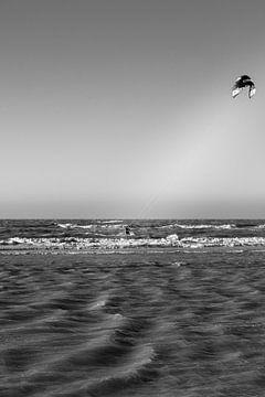 Zandvoort aan Zee van Elma Mud