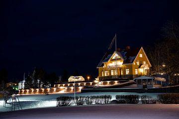 Huis in Näsvikken // Zweden van PHOTORIK