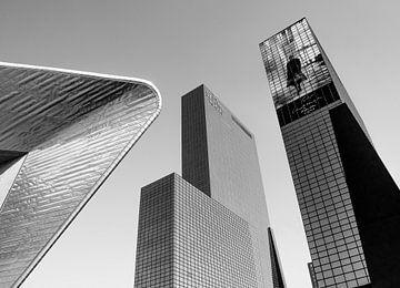 De drie reuzen van Rotterdam van Suzan van Pelt