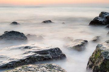 Scheveningen beach - 2 von Damien Franscoise