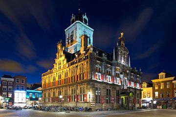Stadhuis Delft van Anton de Zeeuw