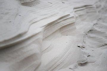 Zand op schiermonnikoog van Karijn | Fine art Natuur en Reis Fotografie
