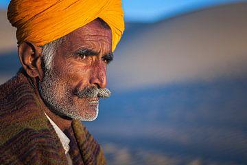 Sikh - Rajasthan von Jan de Vries