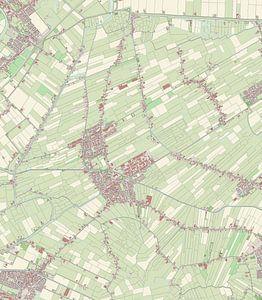 Kaart vanOpmeer