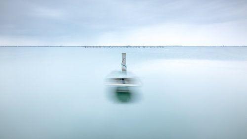 Blue Boat von Marieke Feenstra