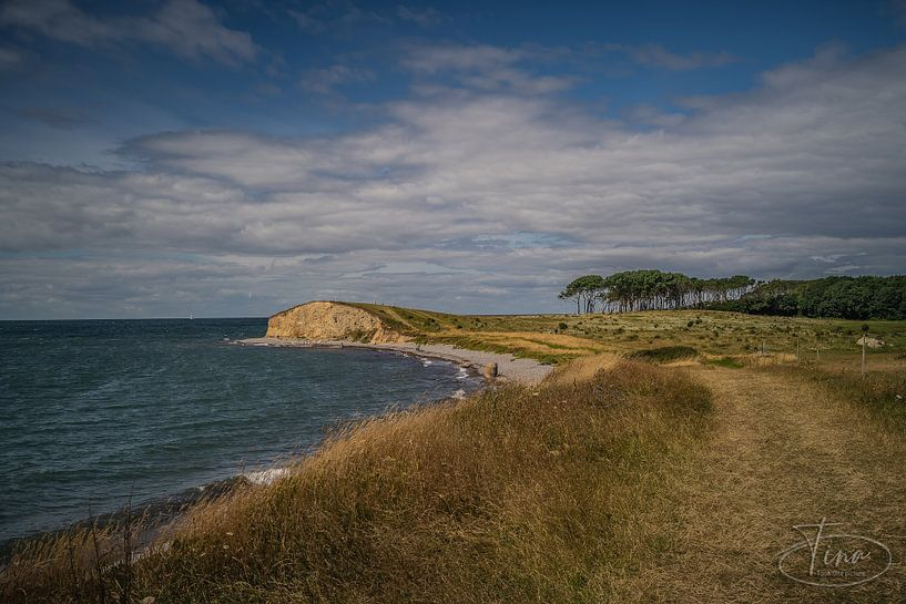 Le littoral de Langeland sur Tina Linssen