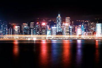 Hong Kong Skyline 2019 1 van Cho Tang