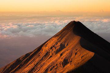 Fuego-Vulkan Guatemala von Floris Heuer
