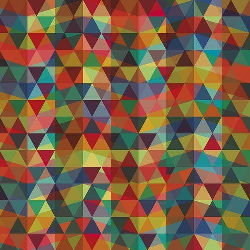 Triangle festival von Harry Hadders