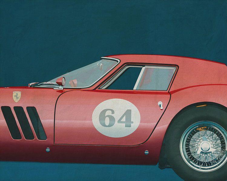 Ferrari 250GTO 1964 van Jan Keteleer