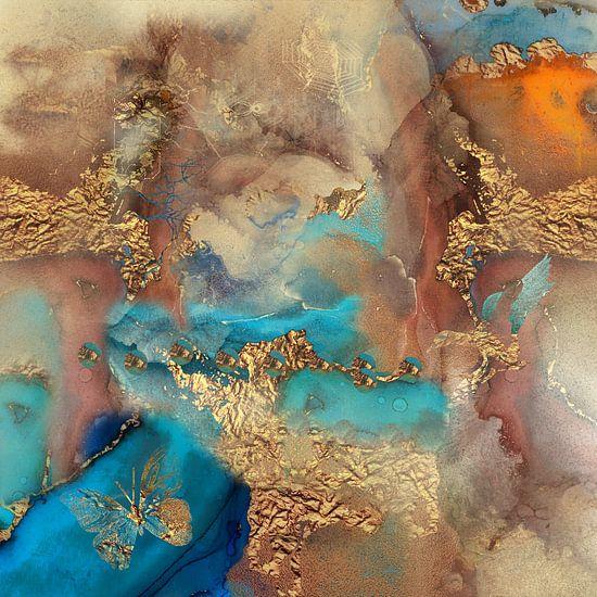 Fantasie in kleur van Carla van Zomeren
