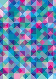 Blocks & Colours van Carla van Dulmen