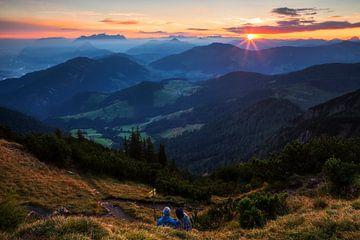Tyrol Alpes sur