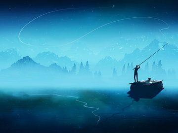 Starfisherman van Michaela Spatz