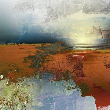 Waddenzee van Andreas Wemmje