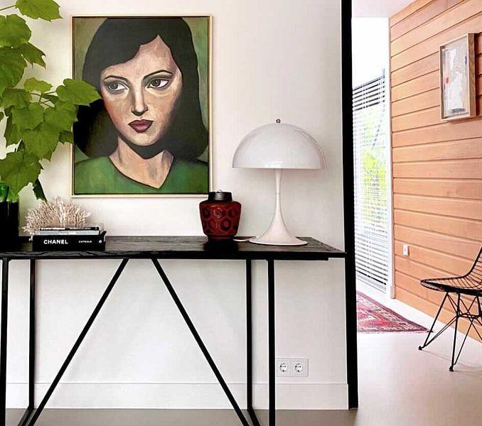 Photo de nos clients: SimplyBeauty  /  SimplementBeauté sur Lucienne van Leijen, sur toile