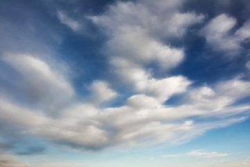 Sanfte Wolken von Claudia Moeckel