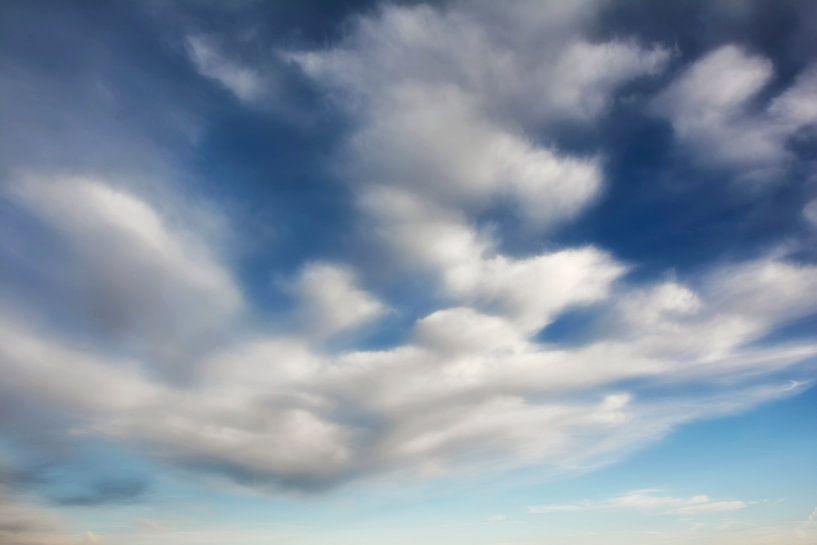 Zachte Wolken van Claudia Moeckel