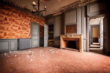 Stadterkundung Korridore, Räume und weitere Räume von Aurelie Vandermeren