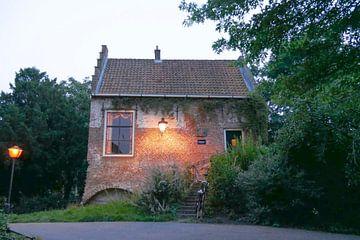 Utrecht - Manenburg verlicht van Wout van den Berg
