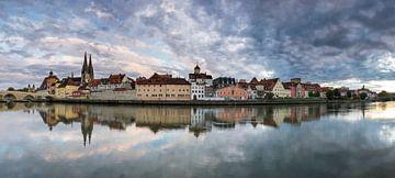 Regensburg Panorama van