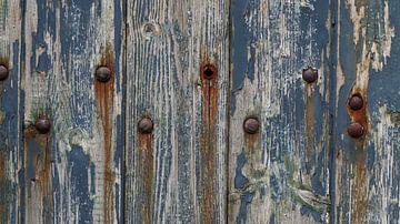 Oude deur von Dirk de Bood