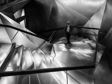 CaixaForum Museum Madrid von Fokko Muller