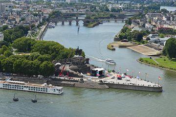 Koblenz Duitsland. van Marije van dijk