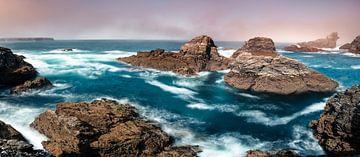 Panorama der Bretagne von Jeroen Mikkers