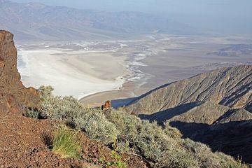 Dante's View, Death Valley van