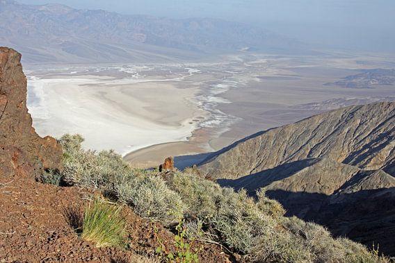 Dante's View, Death Valley van Antwan Janssen