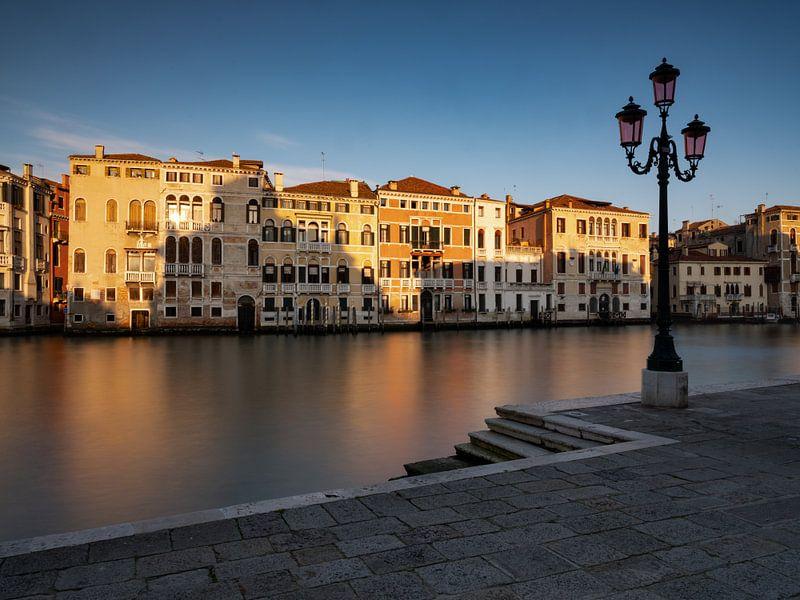 Venedig im Abendlicht von Andreas Müller