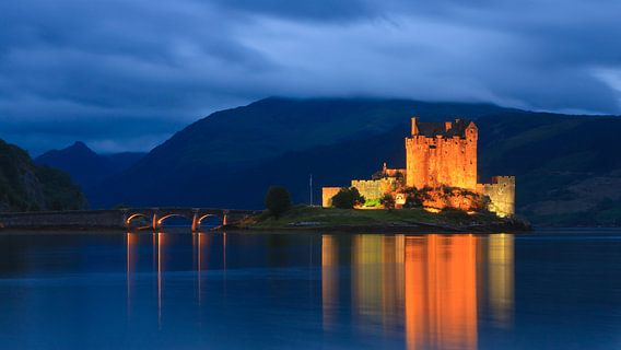 Eilean Donan Castle - Schotland