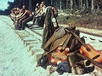Travaillez sur le chemin de fer ! sur Jaap Ros