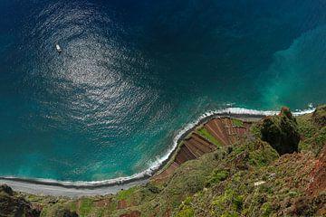 Cabo Girao uitkijkpunt op het eiland Madeira van Marcel van den Bos