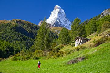 Matterhorn van Menno Boermans