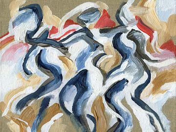 Abstract Dancers van ART Eva Maria