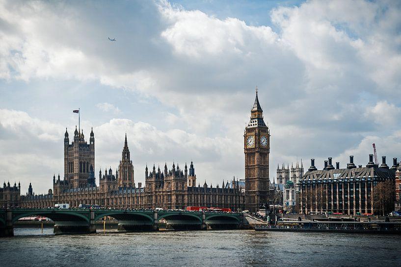 London - Palace of Westminster van Alexander Voss
