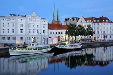 Blaues Lübeck