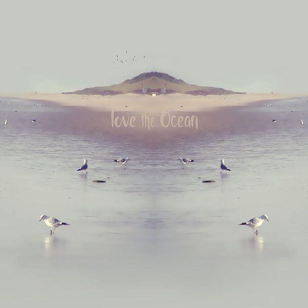 LOVE the OCEAN IV van Pia Schneider