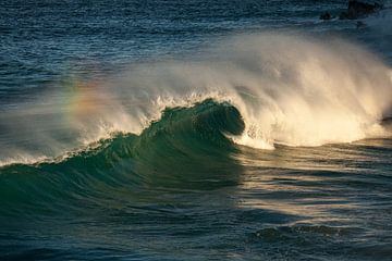 Regenbogen Welle von Jiri Viehmann