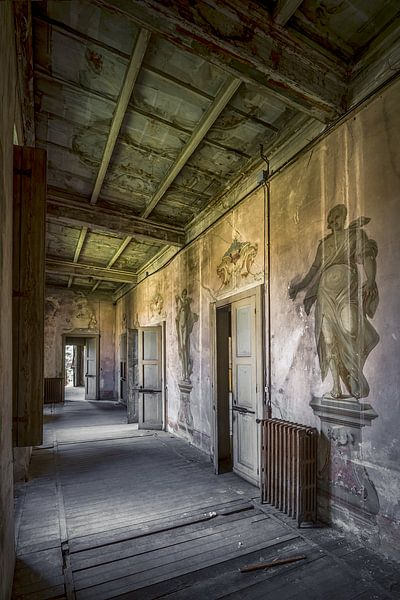 Villa Rasini von Frans Nijland