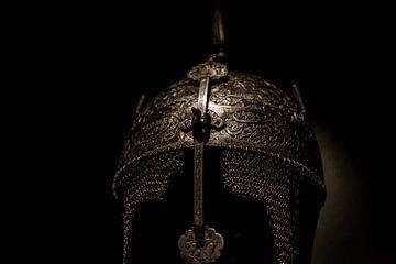 Kampfhelme von Dschingis Khan von Okko Huising - okkofoto