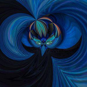 Phantasievolle abstrakte Twirl-Illustration 131/12 von PICTURES MAKE MOMENTS