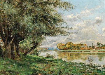 Wiesen am Fluss